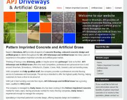 APJ Driveways and Artificial Grass