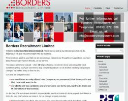 Borders Recruitment