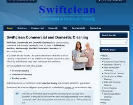 Swift Clean Rotherham